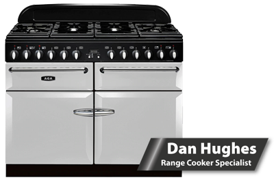 DH Range Cookers - Installations